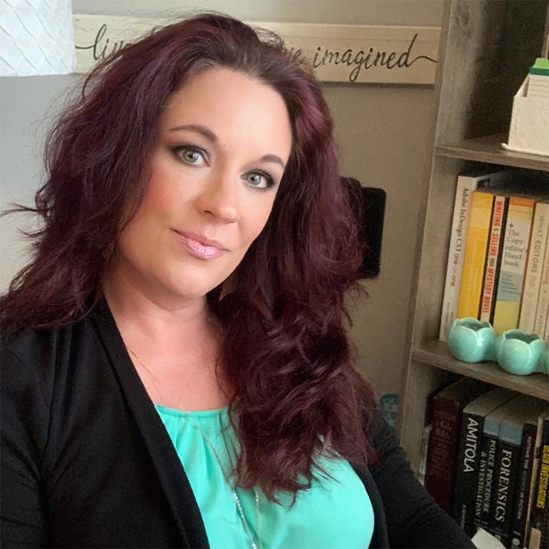 Amy Babin Novel cover designer